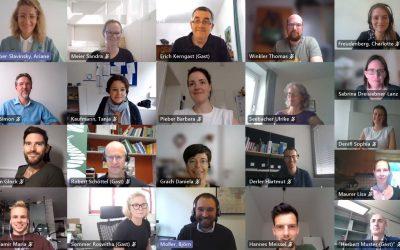 Implementation workshop for the Austrian case study